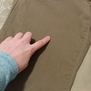 GAP Pants - 3/$15 Size 6 Gap (Aubrey) olive green pants